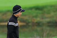 Jeunghun Wang (KOR) on the 10th fairway during Round 4 of the Amundi Open de France 2019 at Le Golf National, Versailles, France 20/10/2019.<br /> Picture Thos Caffrey / Golffile.ie<br /> <br /> All photo usage must carry mandatory copyright credit (© Golffile | Thos Caffrey)