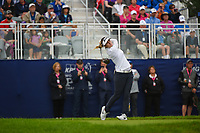 Hannah Green (AUS) watches her tee shot on 1 during round 4 of the KPMG Women's PGA Championship, Hazeltine National, Chaska, Minnesota, USA. 6/23/2019.<br /> Picture: Golffile | Ken Murray<br /> <br /> <br /> All photo usage must carry mandatory copyright credit (© Golffile | Ken Murray)