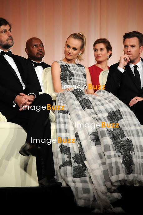 Diane Kruger - 65th Cannes Film Festival closing ceremony.May 27th, 2012.