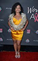 LOS ANGELES, CA- NOV. 30: Vivian Lamolli at the 30th Anniversary AIDS Healthcare Foundation Concert at the Shrine Auditorium in Los Angeles on November 30, 2017 Credit: Koi Sojer/Snap'N U Photos/Media Punch