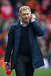 BT Sport pundit Paul Scholes during the Emirates FA Cup match at Old Trafford. Photo credit should read: Philip Oldham/Sportimage
