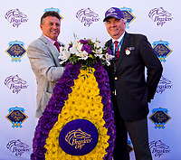DEL MAR, CA - NOVEMBER 04: (14 Hands) Day 2 of the 2017 Breeders' Cup World Championships at Del Mar Racing Club on November 4, 2017 in Del Mar, California. (Photo by Anna Purdy/Eclipse Sportswire/Breeders Cup)