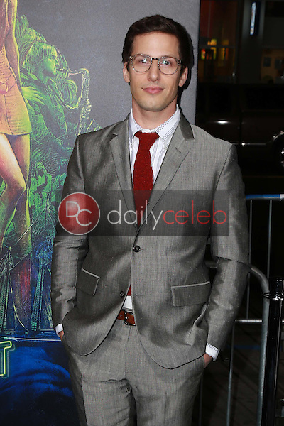 Andy Samberg<br /> at the &quot;Inherent Vice&quot; Los Angeles Premiere, TCL Chinese Theater, Hollywood, CA 12-10-14<br /> David Edwards/Dailyceleb.com 818-249-4998