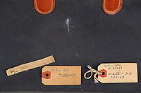 Willard Suitcases / Helen W / ©2014 Jon Crispin