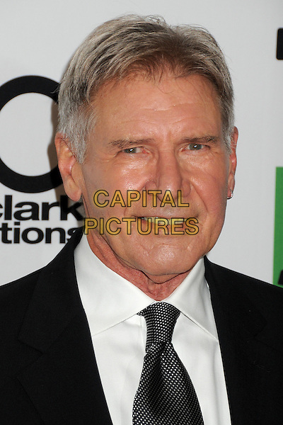 Harrison Ford<br /> 17th Annual Hollywood Film Awards Gala held at the Beverly Hilton Hotel, Beverly Hills, California, USA.<br /> October 21st, 2013<br /> headshot portrait black suit tie white shirt <br /> CAP/ADM/BP<br /> &copy;Byron Purvis/AdMedia/Capital Pictures