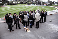 180510 Cricket - NZ Cricket Museum Stand Announcement
