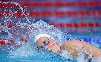 PICTURE BY VAUGHN RIDLEY/SWPIX.COM - Swimming - ASA National County Team Championships 2012 - Ponds Forge, Sheffield, England - 21/10/12 - Jessica Lloyd competes in the Girls 16/17 yrs 100m Freestyle.