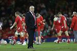 Warren Gatland<br /> <br /> 2013 Dove Men Series<br /> Wales v South Africa<br /> Millennium Stadium<br /> 09.11.13<br /> ©Steve Pope-Sportingwales