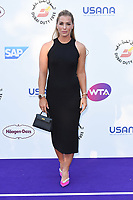 Dominika Cibulkova<br /> arriving for the Tennis on the Thames WTA event in Bernie Spain Gardens, South Bank, London<br /> <br /> ©Ash Knotek  D3412  28/06/2018
