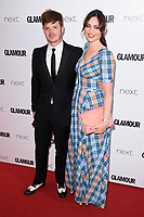 Richard Jones &amp; wife, Sophie Ellis Bextor at the Glamour Women of the Year Awards at Berkeley Square Gardens in London, UK. <br /> 06 June  2017<br /> Picture: Steve Vas/Featureflash/SilverHub 0208 004 5359 sales@silverhubmedia.com