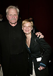 Brian Dennehy and Martha Plimpton Attending the Opening Night performance of FROZEN at the Circle in the Square Theatre in New York City.<br />May 4, 2004