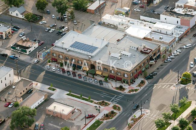 Broadway and Abriendo Ave, Pueblo, Colorado. Mesa Junction. June 2014. 85725