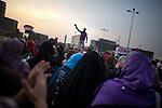 Remi OCHLIK/IP3 -  Tahrir Square in Cairo November 24, 2011 - Tahrir square at night. Egypt's military rulers apologised on Thursday for the deaths of demonstrators at the hands of police, while insisting elections will go ahead next week as planned. 24, 2011. Police and protesters demanding that Egypt's ruling military council step down are observing a truce after five days of deadly street battles in which dozens have died.