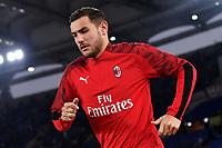 Theo Hernandez of AC Milan <br /> Roma 27-10-2019 Stadio Olimpico <br /> Football Serie A 2019/2020 <br /> AS Roma - AC Milan<br /> Foto Andrea Staccioli / Insidefoto