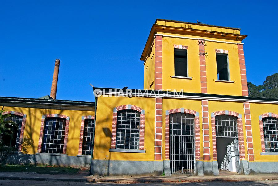 Centro Cultural Brasital. São Roque. São Paulo. 2007. Foto de Daniel Cymbalista