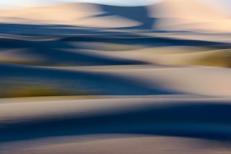 Sand Dunes, Death Valley National Park, California  2006