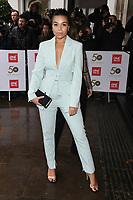 Leonie Elliot<br /> arriving for the TRIC Awards 2019 at the Grosvenor House Hotel, London<br /> <br /> ©Ash Knotek  D3487  08/03/2019