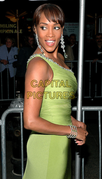 VIVECA A. FOX.Arrive at the 2005 Daytime Emmys at Radio City Music Hall in New York City, USA, 20 May 2005..half length green dress .Ref: ADM.www.capitalpictures.com.sales@capitalpictures.com.©Patti Ouderkirk/AdMedia/Capital Pictures.