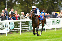 during the Bathwick Tyres & EBF Race Day at Salisbury Racecourse on 6th September 2018