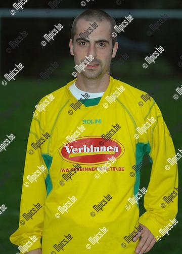 2007-09-04 / Voetbal / Linda Olen / Glen Smets