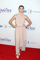 LOS ANGELES - MAY 21:  Alyson Stoner at the Gracies Awards 2019 at the Beverly Wilshire Hotel on May 21, 2019 in Beverly Hills, CA