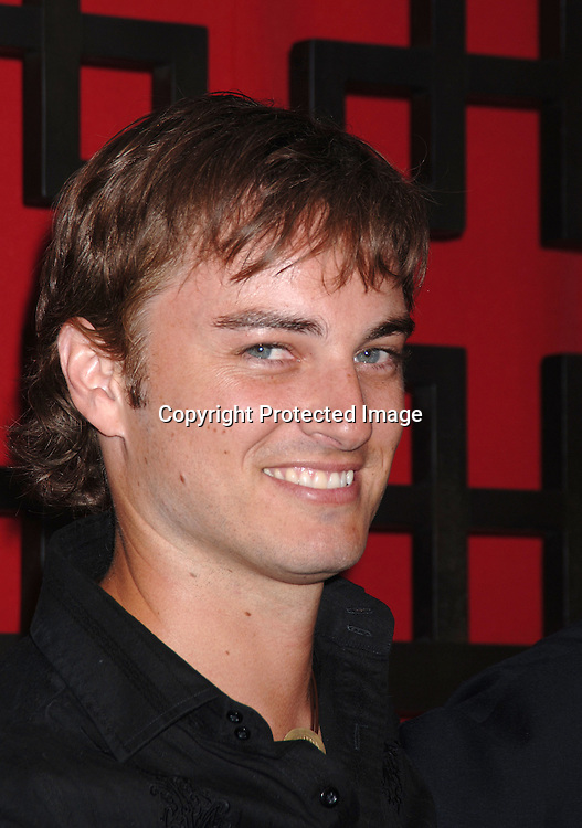 Kerr Smith..at The Fox Upfront 2006-2007  Fall Announcement ..of their new Schedule on May 18, 2006..at Guastavinos...Robin Platzer, Twin Images