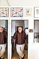 Portraits of Paul Ekman - 2010