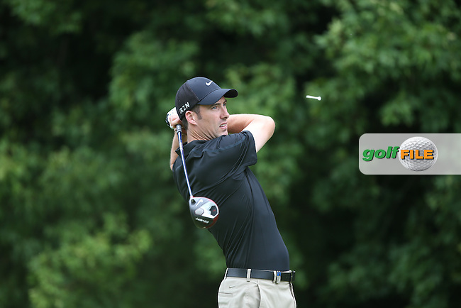 Ross Fisher (ENG) carded a 70 and on the cut during Round Two of the BMW International Open 2014 from Golf Club Gut Lärchenhof, Pulheim, Köln, Germany. Picture:  David Lloyd / www.golffile.ie