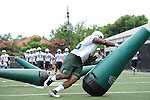 Images from Tulane Fall Football Practice, 2010. Images within this album are not available for sale and are presented solely as a representation of my photography.