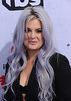 Kelly Osbourne @ the 2016 iHeart Radio Music awards held @ the Forum.<br /> April 3, 2016