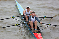 Crew: 2  FSC-DICKINSON  Furnivall Sculling Club  Op 2x Championship<br /> <br /> Pairs Head 2018<br /> <br /> To purchase this photo, or to see pricing information for Prints and Downloads, click the blue 'Add to Cart' button at the top-right of the page.
