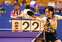 Misaki Morizono (Aomori Yamada), AUGUST 7, 2008 - Table Tennis:during the 2008 All-Japan Inter High School meet in Kasukabe, Saitama.(Photo by AFLO SPORT) [0006]