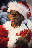 How the Grinch Stole Christmas (2000) <br /> Jim Carrey  <br /> *Filmstill - Editorial Use Only*<br /> CAP/KFS<br /> Image supplied by Capital Pictures