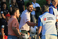 Erik Van Rooyen (RSA) during the final round of the Turkish Airlines Open, Montgomerie Maxx Royal Golf Club, Belek, Turkey. 10/11/2019<br /> Picture: Golffile | Phil INGLIS<br /> <br /> <br /> All photo usage must carry mandatory copyright credit (© Golffile | Phil INGLIS)