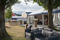 Henley on Thames, United Kingdom. 2016 Henley Masters' Regatta. Henley Reach. England. on Saturday  09/07/2016   [Mandatory Credit/ Peter SPURRIER/Intersport Images]<br /> <br /> One of the many bars in the Festival Area.  Tented Henley Festival site