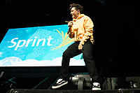 SAN JOSE, CA - DECEMBER 1: Myles Parrish performs onstage at The SAP Center during the 99.7 Now POPTOPIA in San Jose, California. <br /> CAP/MPI/IS/CT<br /> &copy;CT/IS/MPI/Capital Pictures