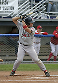 August 8, 2004:  John Otness of the Lowell Spinners, Single-A NY-Penn League affiliate of the Boston Red Sox, during a game at Dwyer Stadium in Batavia, NY.  Photo by:  Mike Janes/Four Seam Images