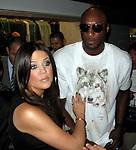Lamar Odom & Khloe Kardashian 10/21/2009