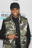 LOS ANGELES, CA - NOVEMBER 18: Tristan Wilds at the 40th American Music Awards held at Nokia Theatre L.A. Live on November 18, 2012 in Los Angeles, California. Credit: mpi20/MediaPunch Inc. NortePhoto