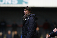 Crawley Town manager Gabriele Cioffi during Crawley Town vs Morecambe, Sky Bet EFL League 2 Football at Broadfield Stadium on 16th November 2019