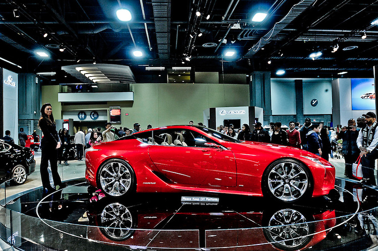 Washington Auto Show 2012