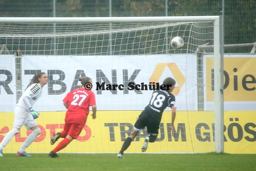 Chance fuer Kerstin Garefrekes (FFC) - 1. FFC Frankfurt vs. VfL Sindelfingen
