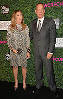 Tom Hanks &amp; Rita Wilson at the arrivals for &quot;An Unforgettable Evening&quot;, to benefit the Women's Cancer Research Fund, at The Beverly Wilshire Hotel. Beverly Hills, USA 16 February  2017<br /> Picture: Paul Smith/Featureflash/SilverHub 0208 004 5359 sales@silverhubmedia.com