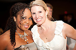 Red Carpet Host Ayana Mack with Lori Freese at the Houston Area Women's Center 2011 Gala with Joan Rivers