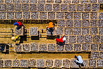 Fish drying by Trung Anh