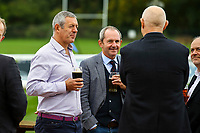 Gavin Hastings during the Greene King IPA Championship match between London Scottish Football Club and Doncaster Knights at Richmond Athletic Ground, Richmond, United Kingdom on 30 September 2017. Photo by Jason Brown / PRiME Media Images.