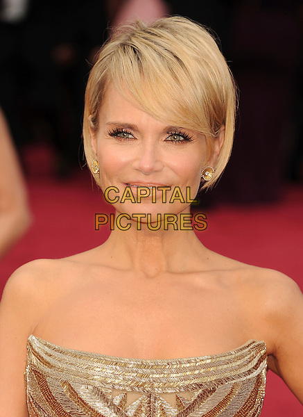 HOLLYWOOD, CA- MARCH 02: Actress Kristin Chenoweth attends the 86th Annual Academy Awards held at Hollywood &amp; Highland Center on March 2, 2014 in Hollywood, California.<br /> CAP/ROT/TM<br /> &copy;Tony Michaels/Roth Stock/Capital Pictures
