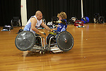 National Wheelchair Rugby Championships 2013 - Day Two<br /> <br /> State Sports Centre, Sydney Olympic Park<br /> 15 August 2013