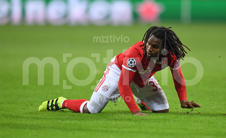 FUSSBALL CHAMPIONS LEAGUE SAISON 2016/2017 GRUPPENPHASE FC Bayern Muenchen  - FK Rostow              13.09.2016 Renato Sanches (FC Bayern Muenchen)