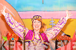 Anita Mangan, Ali Baba, in action during the Killorglin Pantomime groups performance of Ali Baba in the CYMS on Monday night.......
